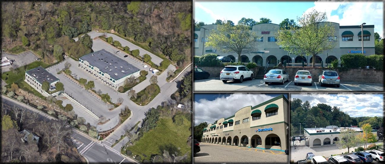 7+% CAP -  'Amazon Proof' Mix of Retail, Office & Medical in Cortlandt Manor, Westchester County Near a 772K SF Power Center