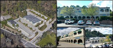 7+% CAP -  'Amazon Proof' Mix of Retail, Office & Medical in Cortlandt Manor, Westchester County Near a 772K SF Power Center - Cortlandt