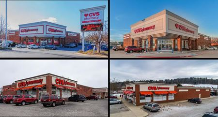 CVS Portfolio - TX, WV, NH, VA - Mesquite