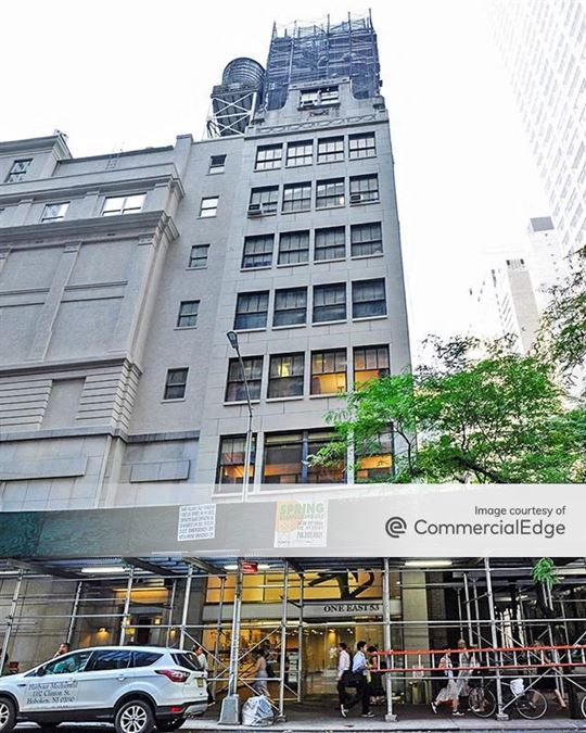 1 East 53rd Street