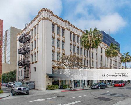 9601-9621 Brighton Way - Beverly Hills