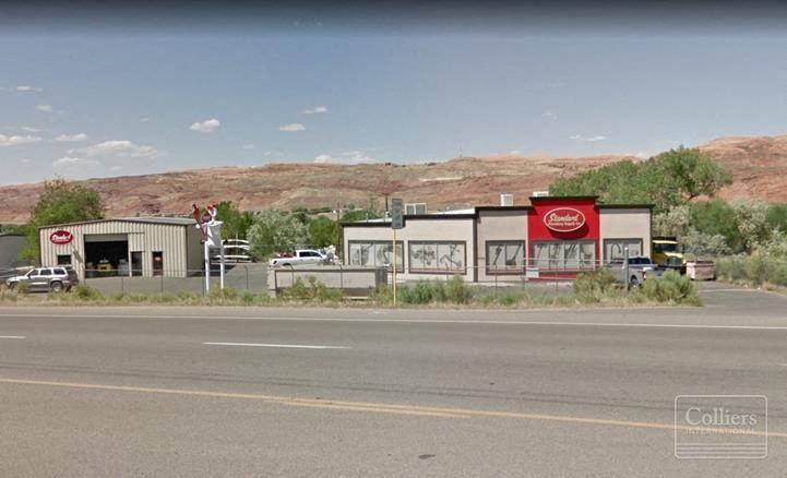 Moab Showroom & Warehouse