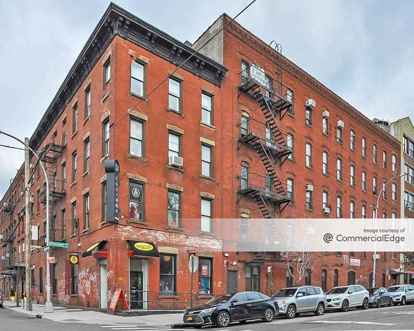102 West Street & 37 Greenpoint Avenue