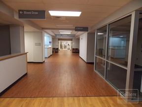 For Lease > Medical Office Space Woodland Medical Plaza Up To 22,000 Contiguous SF