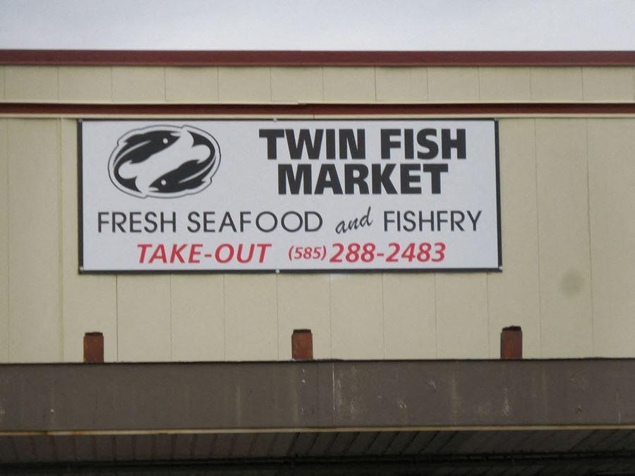 Twin Fish Market