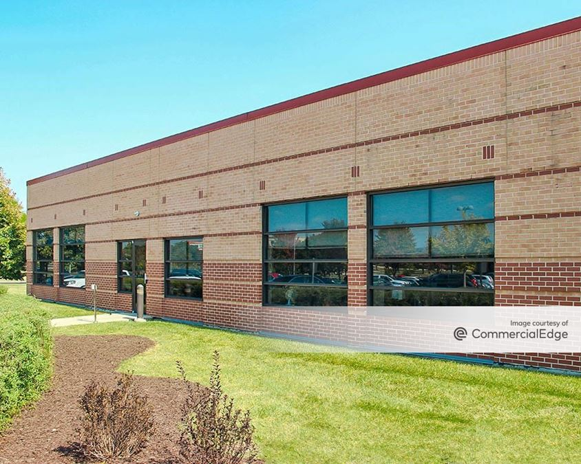 The American Center Business Park - 5250 East Terrace Drive