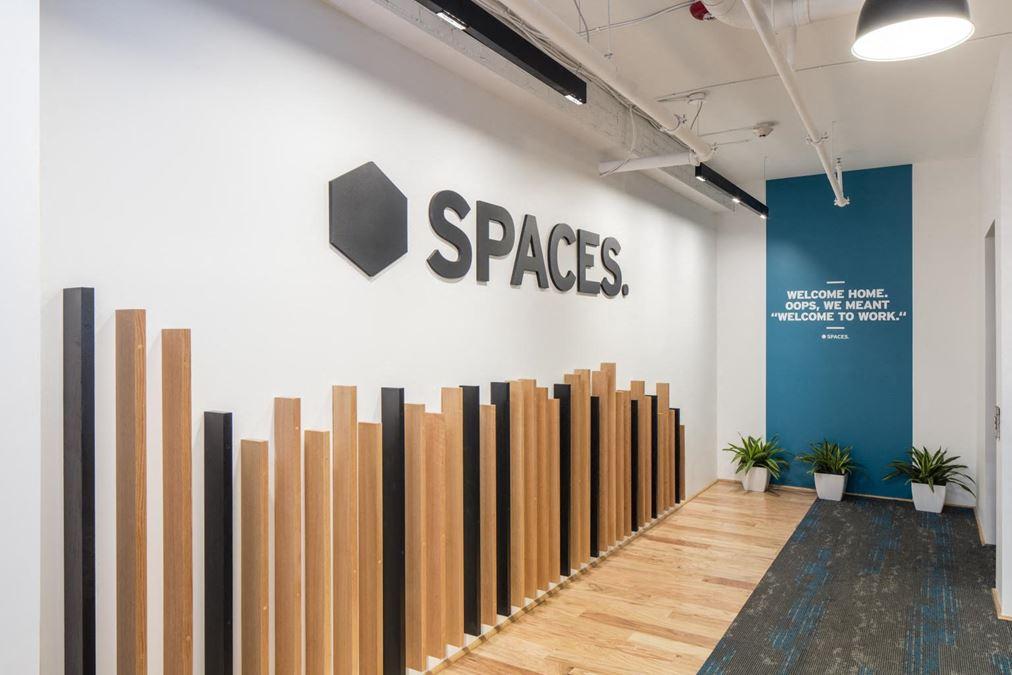 Spaces | Davis Square