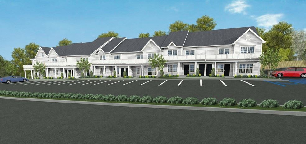 16-unit Fully Approved & Shovel Ready Condo/Apartment Development Site in Armonk