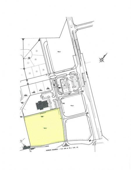 3.74 Acres Near Fort Gordon/Grovetown Retail/Office Parcel - Grovetown