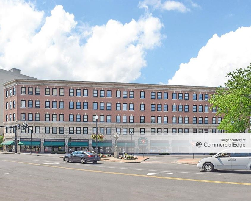 The Bewley Building