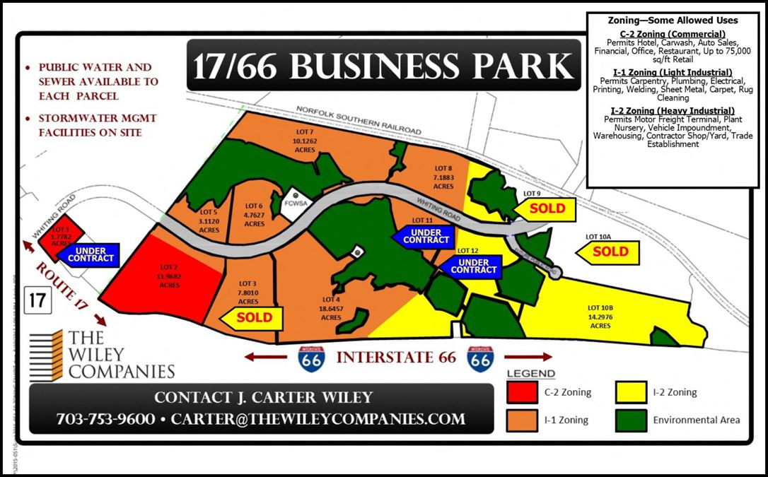 Lot 7 at 17/66 Business Park