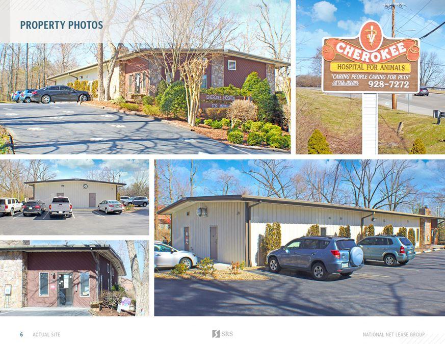 Johnson City TN - VPP Cherokee Hospital for Animals