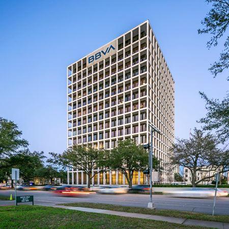River Oaks Bank Building - Houston