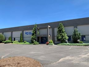 Light Manufacturing Space For Lease In East Hartford, CT