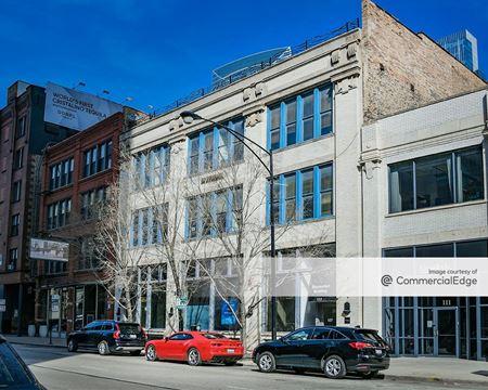 The Haymarket Building - Chicago