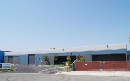 INDUSTRIAL SPACE FOR LEASE - Santa Clara