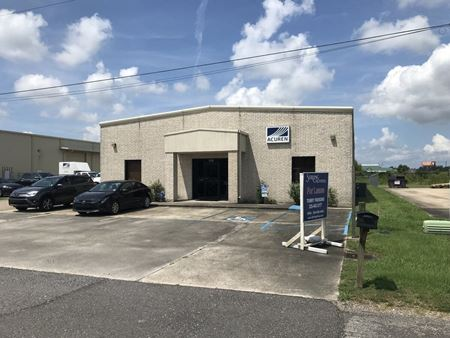 5000 SF OFFICE / WAREHOUSE I-10 @ HWY 30 - Gonzales