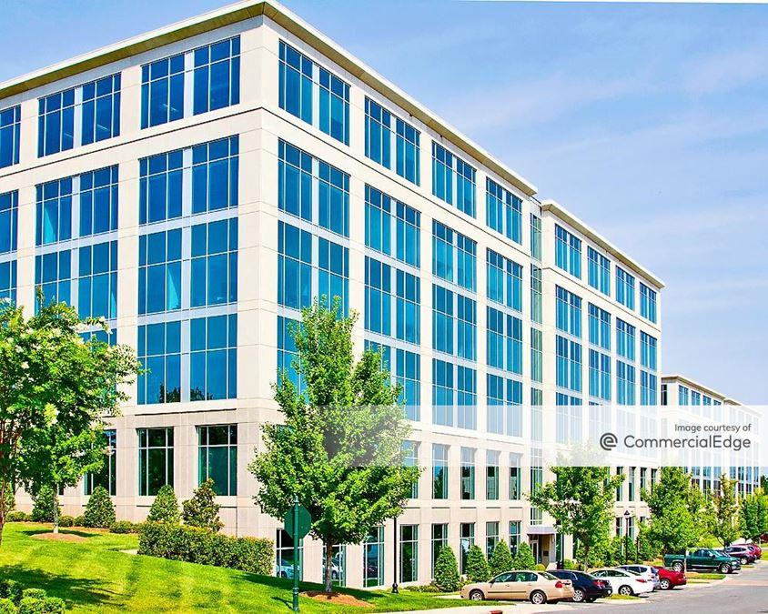 Ballantyne Corporate Park - Everett Building