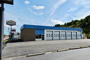 4,000 SF Retail Building on .89 Acres with Turn-Key Business - Syracuse