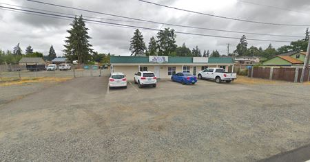 Spanaway Contractor Yard with 2 Offices - Spanaway
