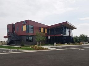Foothills Credit Union Building