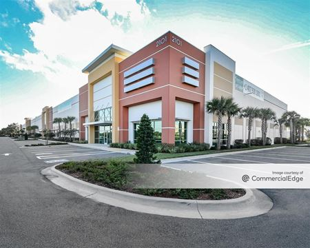 County Line Logistics Center - Building 100 - Plant City