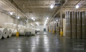 Graniteville Industrial Facility for Lease