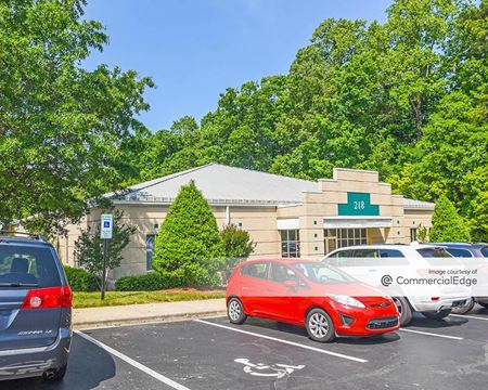 Medical Park of Cary - 200-226 Ashville Avenue - Cary