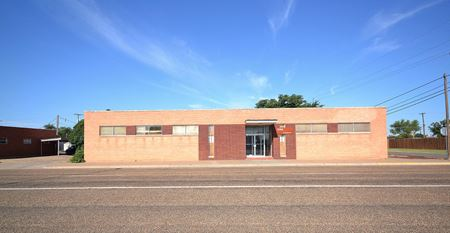 Downtown Stand Alone Office Building - Lubbock