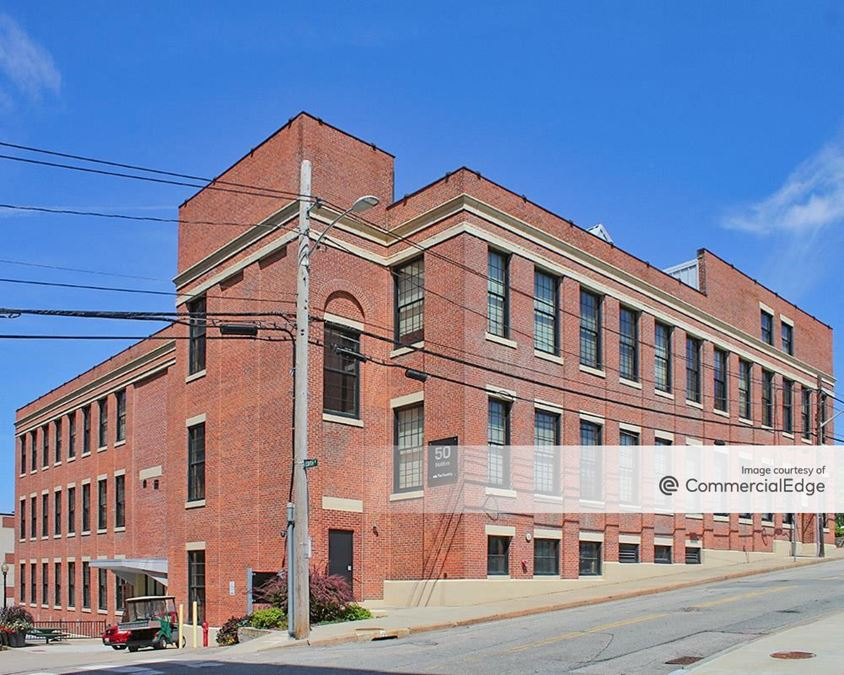 The Foundry - Shipping Building