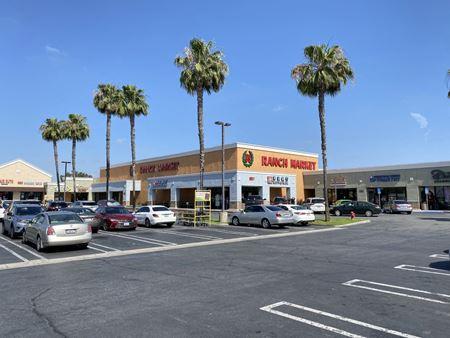 Euclid Plaza - Anaheim
