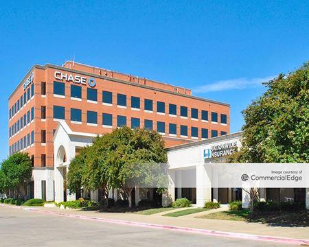 Chase Bank Building - Garland