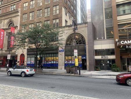 Flagship Retail Space for Lease - Philadelphia