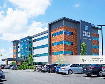 Kettle Point - University Orthopedics Building - East Providence