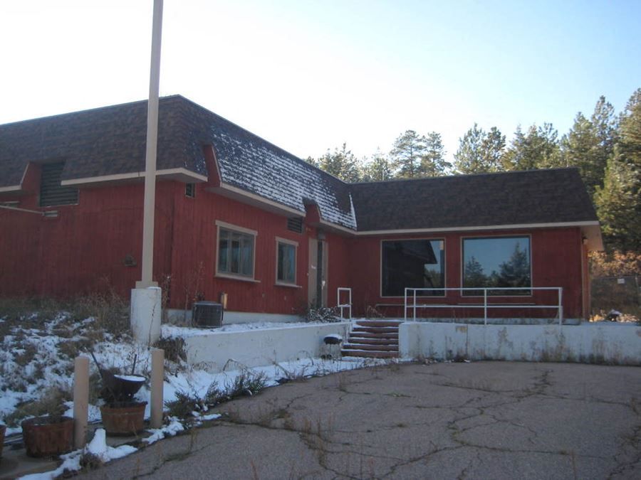 Satellite Service Center & Telecommunications Central Office Bldg.