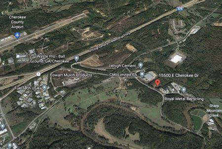 15500 East Cherokee Dr - Ball Ground