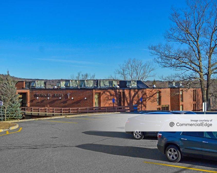 Harrington Hospital - Medical Arts Building Suites