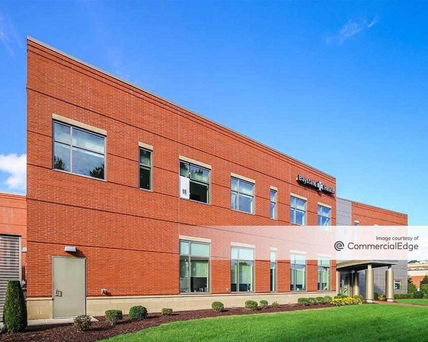 Baystate Children's Specialty Center