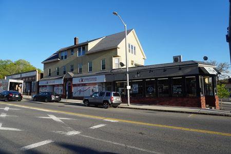 1124 Pleasant Street - Worcester