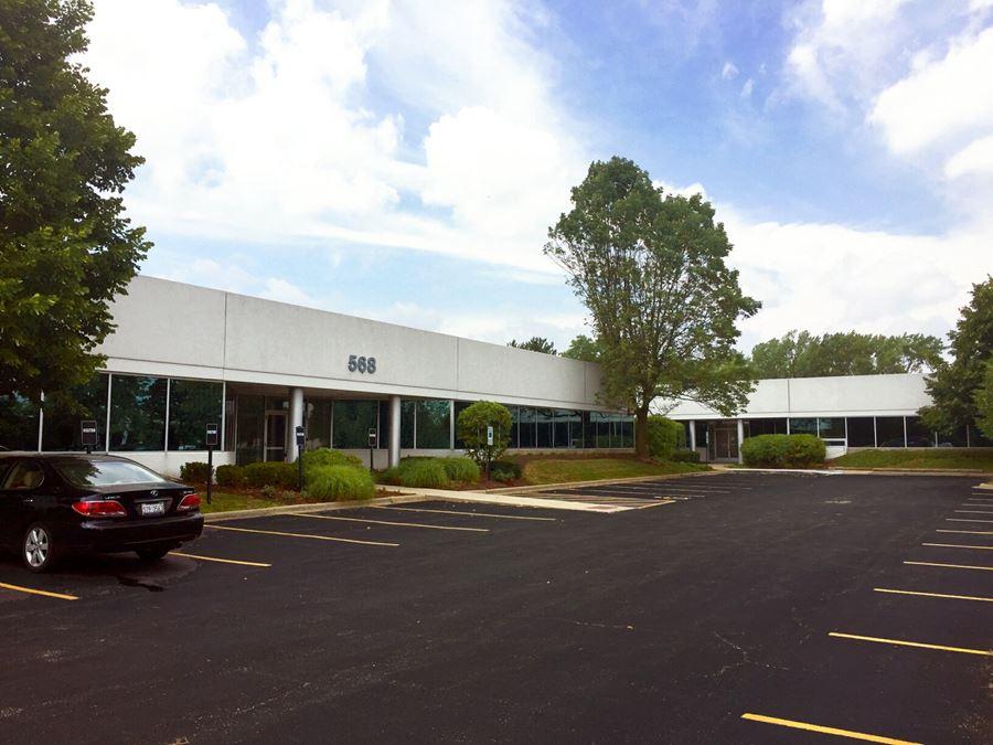 Atrium Office Triplex For Sale or Lease