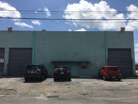 EAST AIRPORT AREA WAREHOUSE - Miami