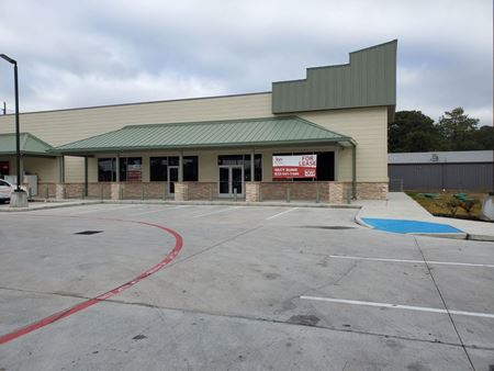 3,550 square feet available for lease on busy Grant Rd and Cypress Rosehill. - Cypress