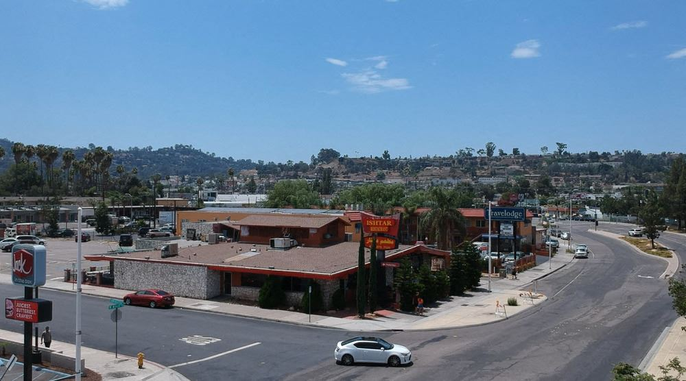 El Cajon Mixed Use Development Site