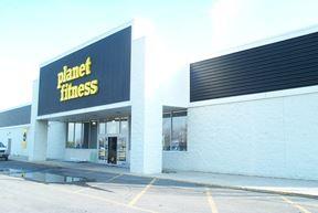 Planet Fitness Anchored Retail Center - Carlisle