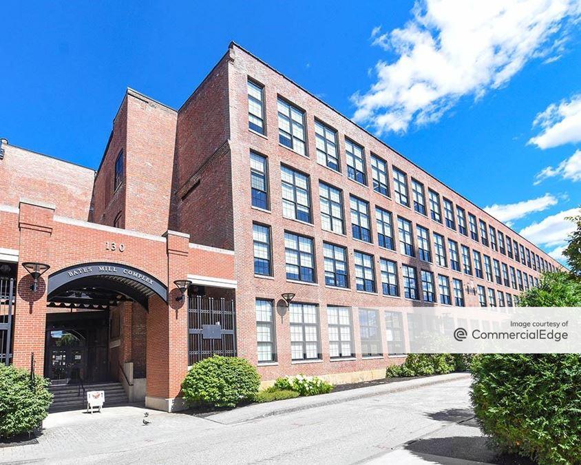 Bates Mill Complex - Mill No. 3