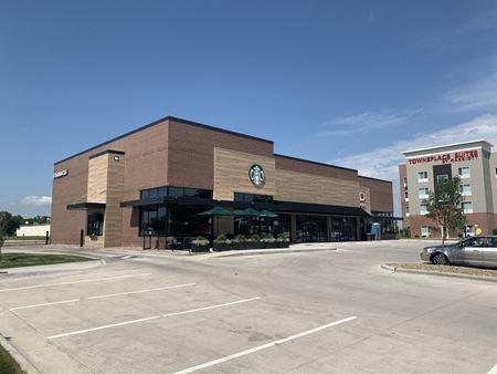 Starbucks Development - Marion