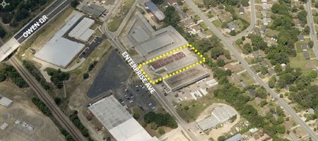 19450± SF Industrial FOR LEASE - Fayetteville