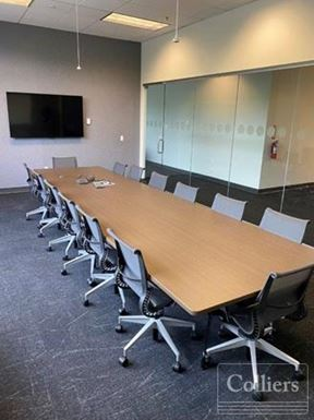 Full Building Office Sublease