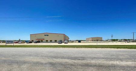 Industrial Net Lease   Publicly Traded Tenant   San Antonio, TX MSA      Two Building Complex   Total RBA: 23,500 SF   2014 Construction - Pleasanton
