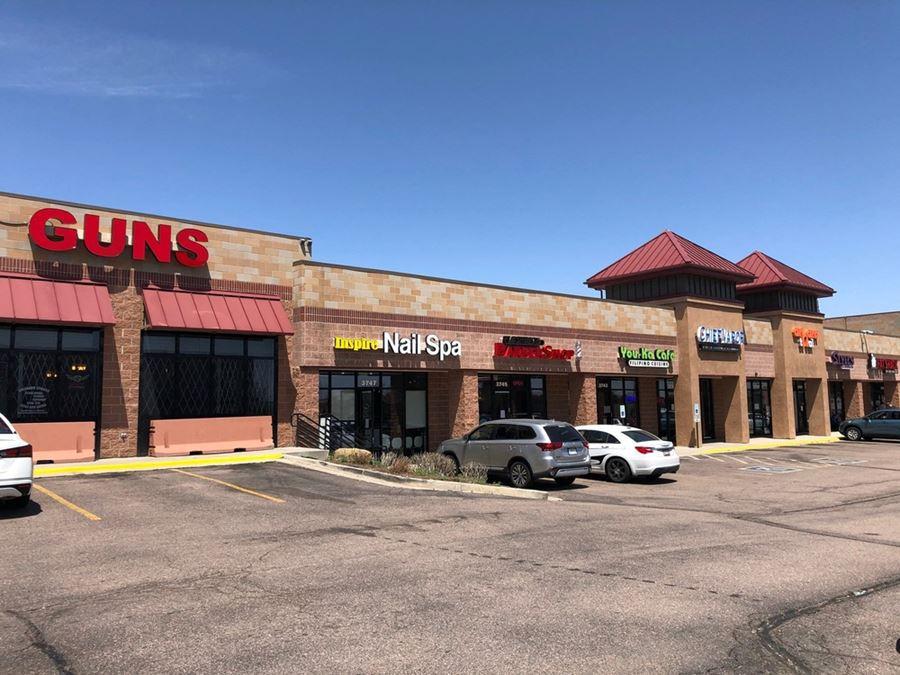 Springs Ranch Shopping Center
